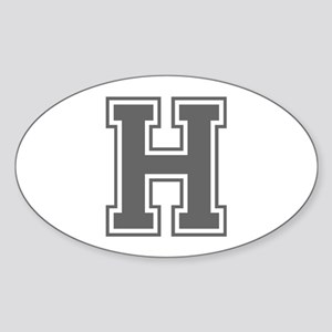 H-var gray Sticker