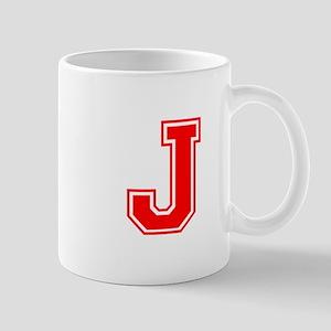 J-var red Mugs