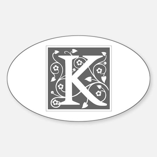 K-ana gray Decal