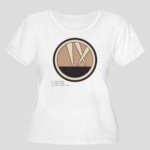 9th Bomb Sqdn Women's Plus Size Scoop Neck T-Shirt