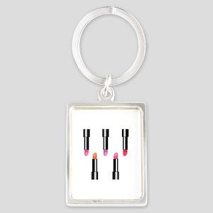 Lipsticks Keychains
