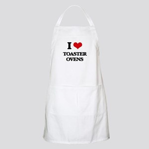 I love Toaster Ovens Apron