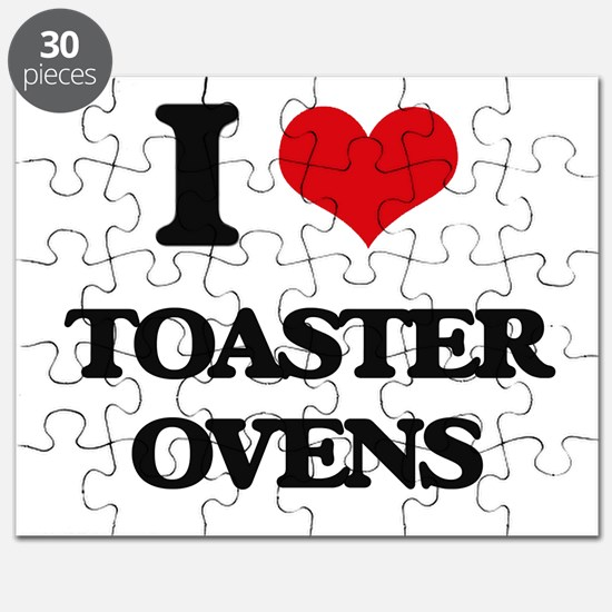 I love Toaster Ovens Puzzle