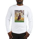 Spring / Doberman Long Sleeve T-Shirt