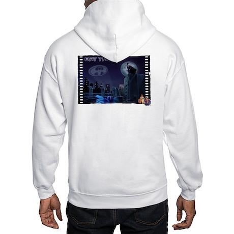 Bat Thumb Hooded Sweatshirt