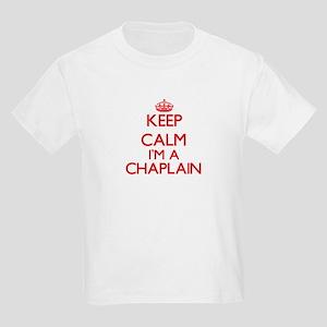 Keep calm I'm a Chaplain T-Shirt