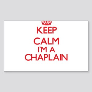 Keep calm I'm a Chaplain Sticker