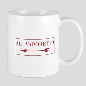 To Vaporetto, Venice (IT) Mug