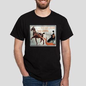 Vintage Sleighride Christmas T-Shirt