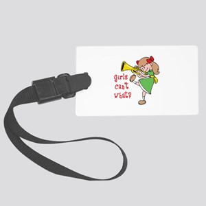 GIRLS CANT WHAT Luggage Tag