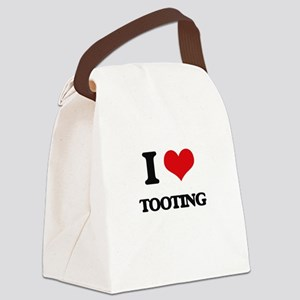 I love Tooting Canvas Lunch Bag