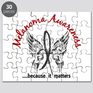 Melanoma Butterfly 6.1 Puzzle