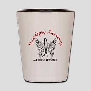 Narcolepsy Butterfly 6.1 Shot Glass