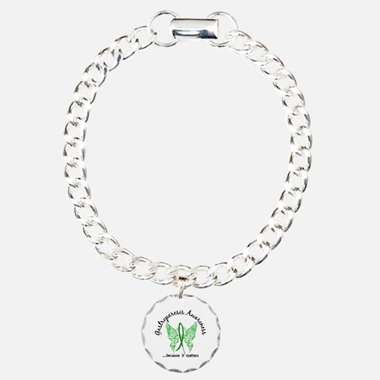 Gastroparesis Butterfly Bracelet