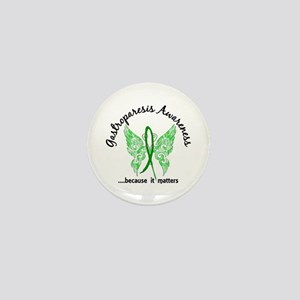 Gastroparesis Butterfly 6.1 Mini Button