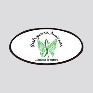 Gastroparesis Butterfly 6.1 Patches