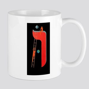 The Vav Letter Mugs