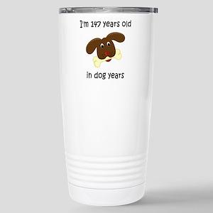 21 dog years 4 Travel Mug