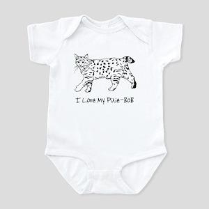 Love My Pixie-Bob Infant Bodysuit