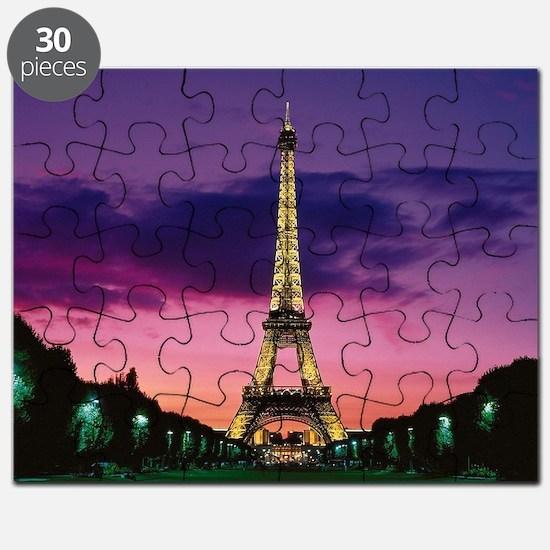 Paris When It Sizzles Puzzle