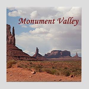 Monument Valley, Utah, USA 3 (caption Tile Coaster