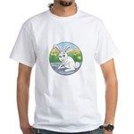 Rodney Rabbit's White T-Shirt