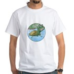 Tyler Turtle's White T-Shirt