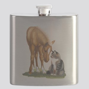 mini sorrel cat Flask