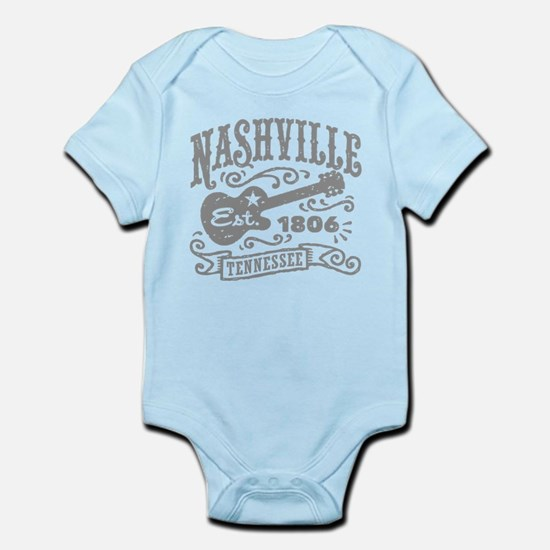 Nashville baby clothes cafepress nashville tennessee body suit negle Choice Image