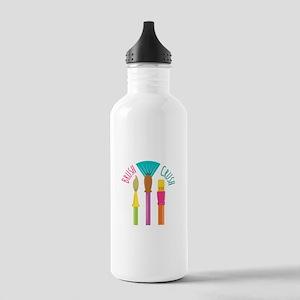 Brush Crush Water Bottle