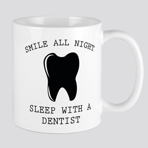 Smile All Night Mug