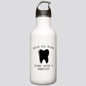 Smile All Night Stainless Water Bottle 1.0L