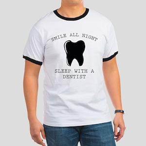 Smile All Night Ringer T