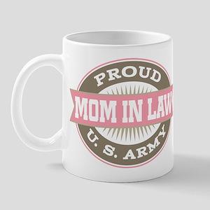 U.S. Army Mother In Law Mug