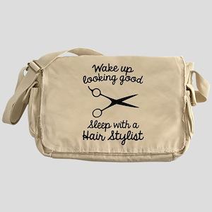 Wake Up Looking Good Messenger Bag