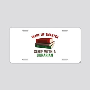 Wake Up Smarter Sleep With A Librarian Aluminum Li