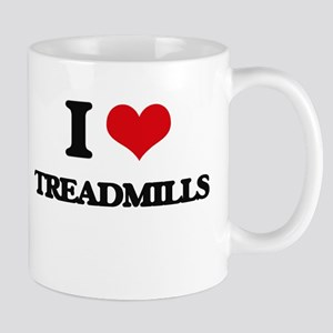 I love Treadmills Mugs