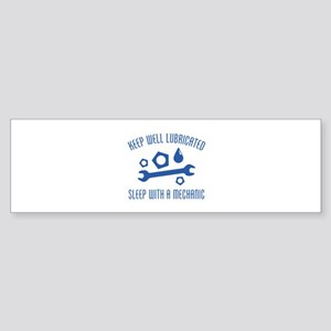 Keep Well Lubricated Sticker (Bumper)