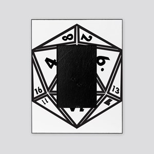 d20 Picture Frame