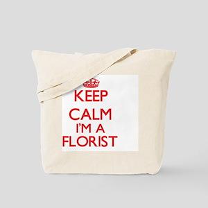 Keep calm I'm a Florist Tote Bag