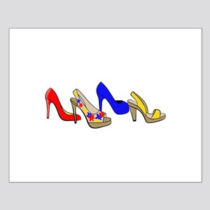 SHOES BORDER Posters