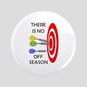 """NO OFF SEASON 3.5"""" Button"""