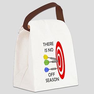 NO OFF SEASON Canvas Lunch Bag