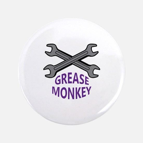 "GREASE MONKEY 3.5"" Button"
