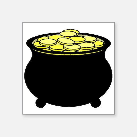 Pot Of Gold Sticker
