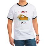 I Love Pie Ringer T