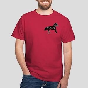 """Friesian 9"" Dark T-Shirt"
