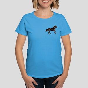 """""""Friesian 9"""" Women's Dark T-Shirt"""