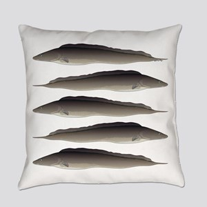 Aba African Knifefish Everyday Pillow