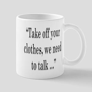 take off your Mug